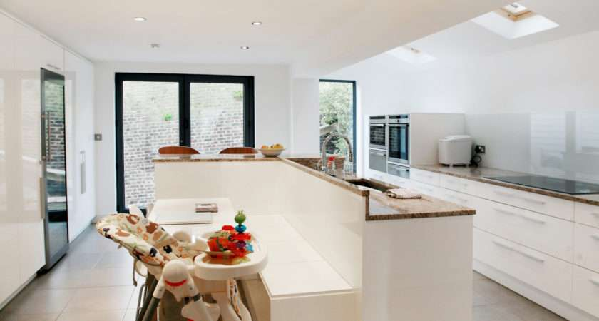 Kitchen Extension Highbury Islington Extensions