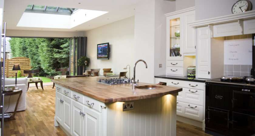 Kitchen Extensions Proving Popular Amongst Homeowners Option