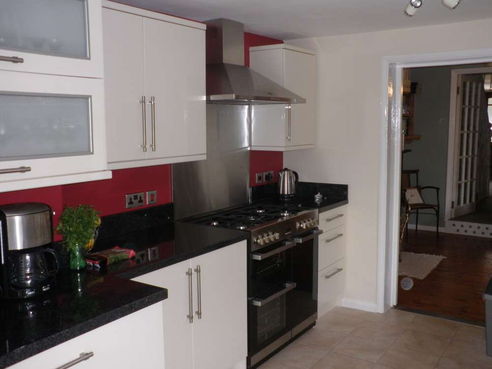 Kitchen High Gloss Worktops