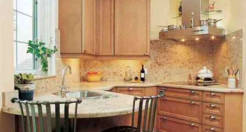 Kitchen Ideas Small Spaces Space