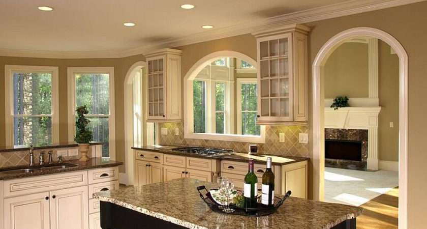 Kitchen Ideas White Cabinets Paint Color