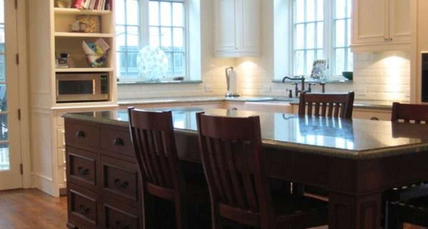 Kitchen Island Can Both Small Functional