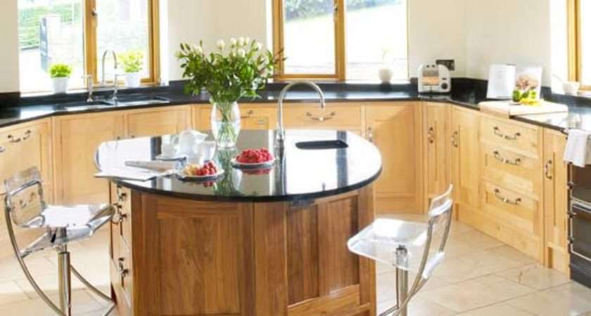Kitchen Island Should Have Same Shape Your Much