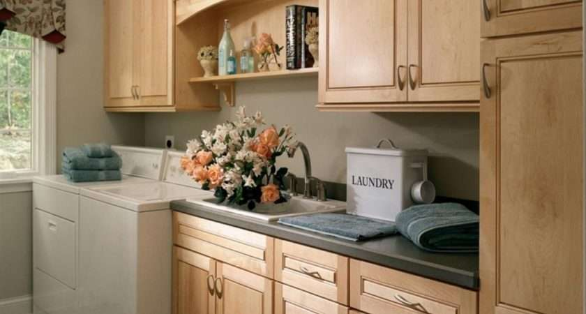 Kitchen Laundry Room Designs Closet Small Design