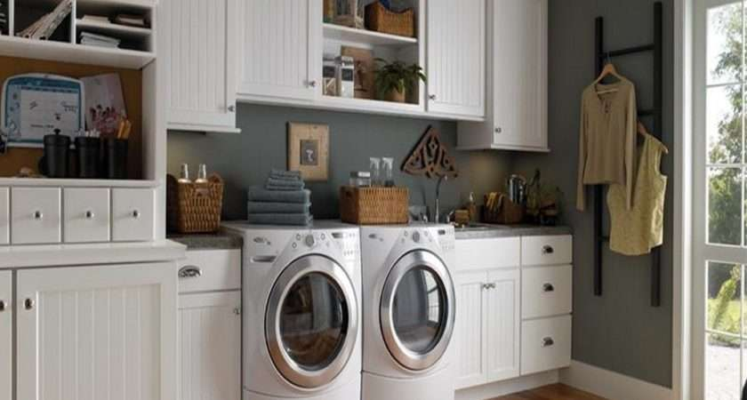Kitchen Laundry Room Designs Mesmerizing