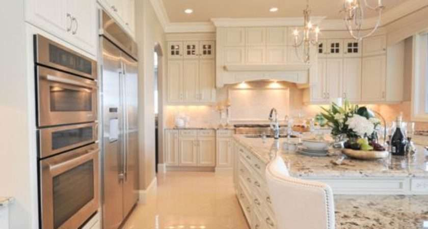 Kitchen Marble Floors Design Ideas Remodel