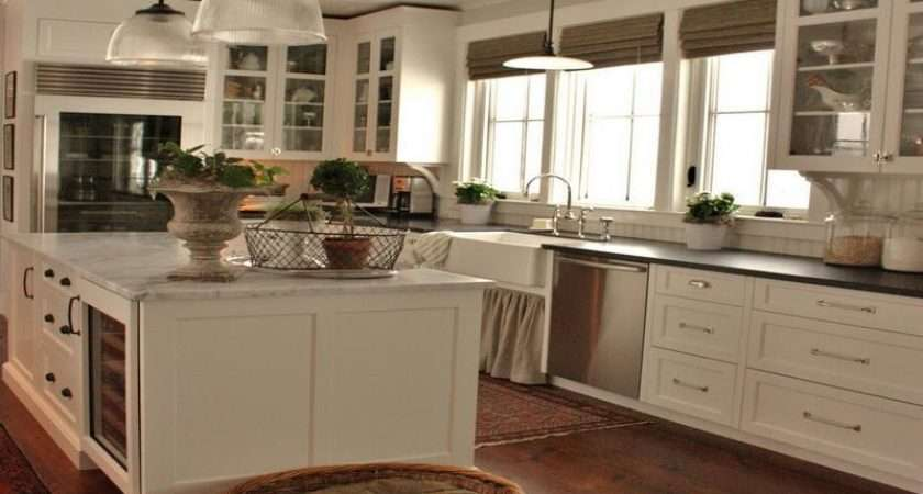Kitchen Nice Cottage Ideas
