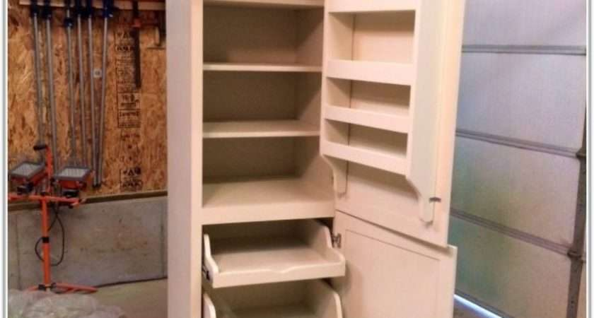 Kitchen Pantry Cabinet Building Plans Home