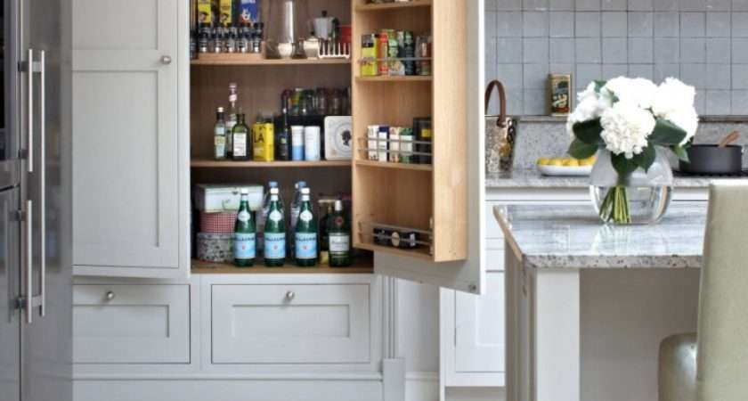 Kitchen Pantry Ideas Designs Design Trends