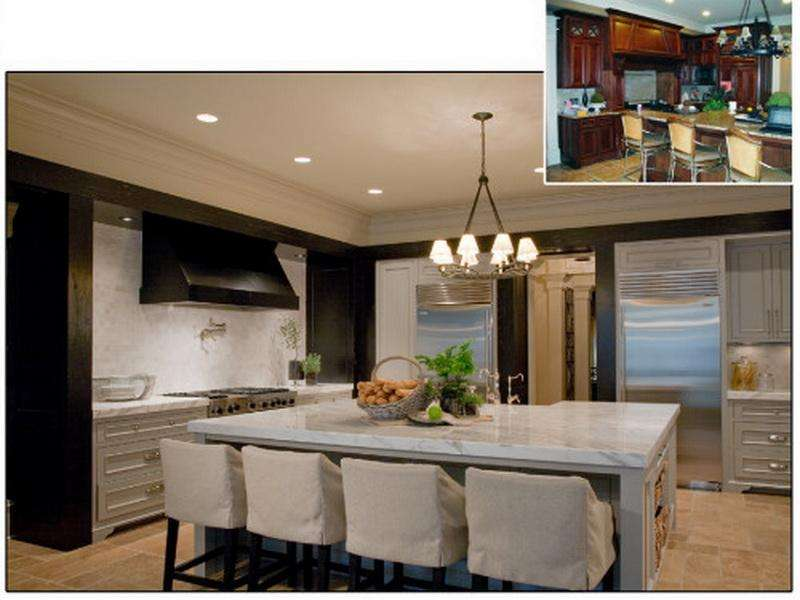 Kitchen Remodeling Luxury Before After Remodels
