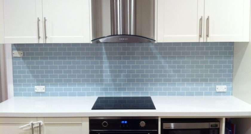 Kitchen Renovation Puzzle Done Beautiful Duck Egg Blue