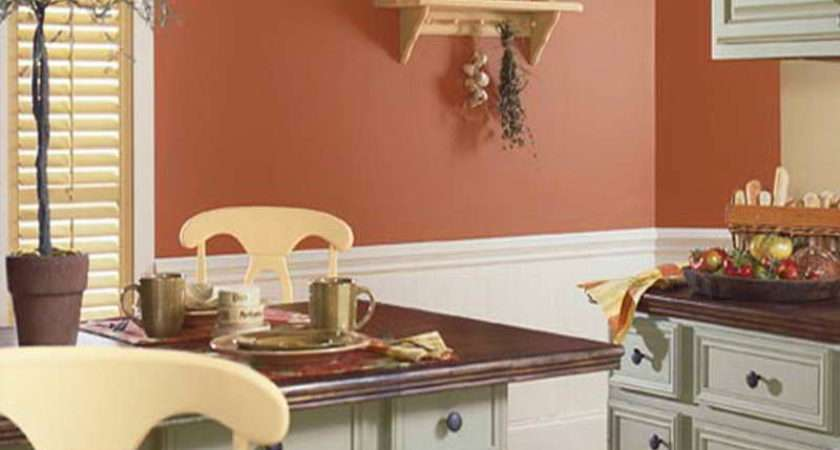 Kitchen Room Color Combinations