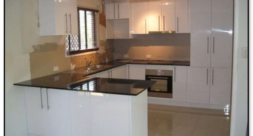 Kitchen Shaped Designs Small Kitchens Photos