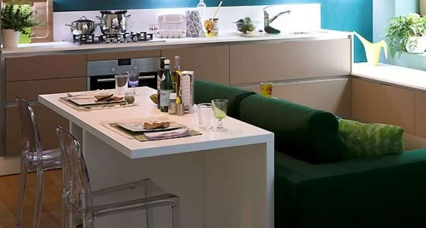 Kitchen Small Dining Room Design Very