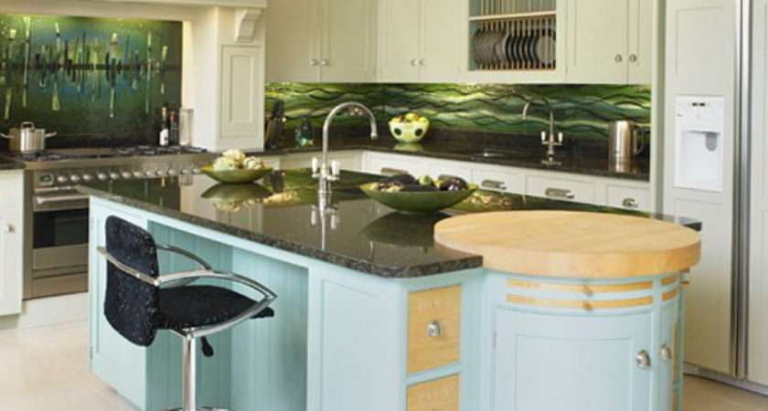 Kitchen Splashbacks Fresh Ideas Home Garden