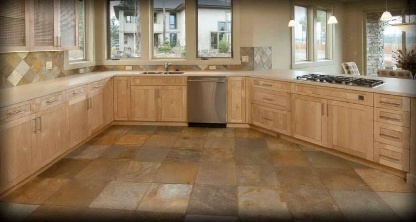 Kitchen Stone Floors Ideas Know