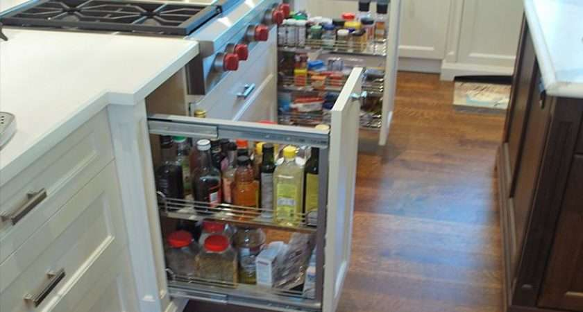 Kitchen Storage Cabinet New Cabinets Solutions