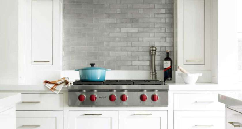 Kitchen Tiles Modern Style Theydesign