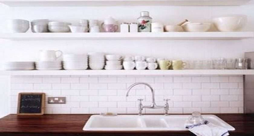Kitchen Wall Shelving Ideas Content Which Listed Within