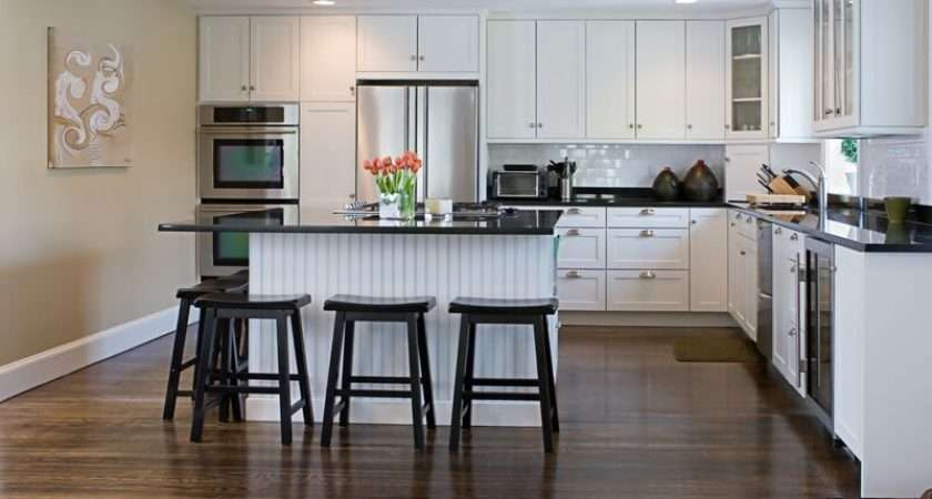 Kitchens Traditional White Kitchen Cabinets