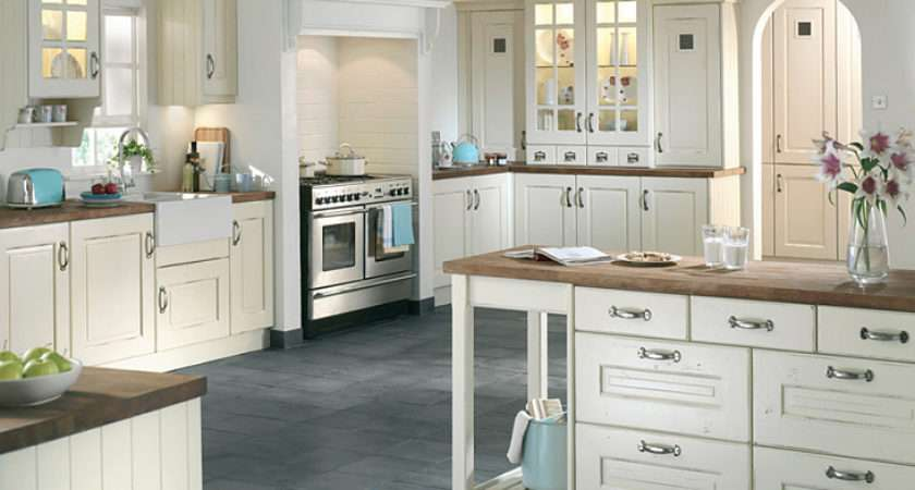Kitchens Wickes Rustic White Kitchen Cabinets