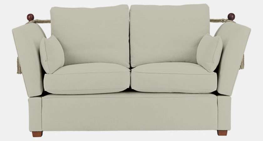Knole Sofa Wesley Barrell Burhill Oyster