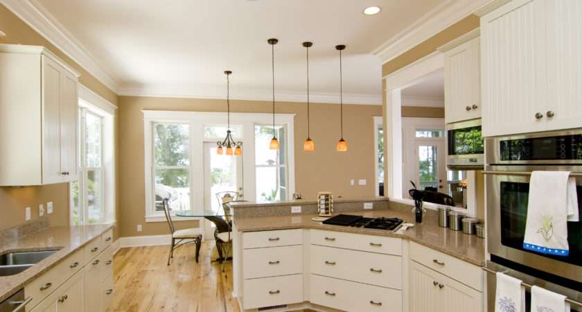 Knowing Different Kitchen Layouts Choosing
