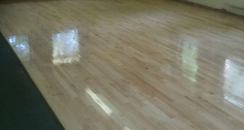Laminate Flooring Setting Out