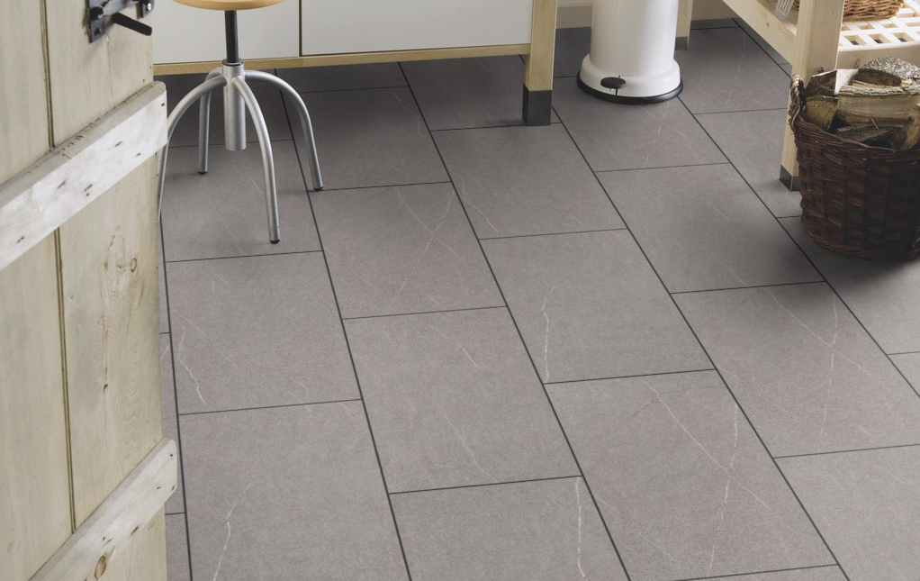 Laminate Flooring Stone Tile Effect