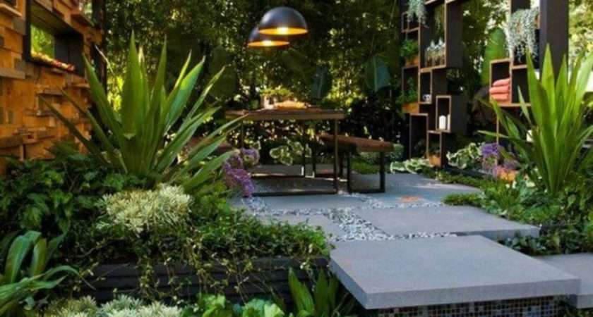 Landscaping Ideas Examples Romantic Creative