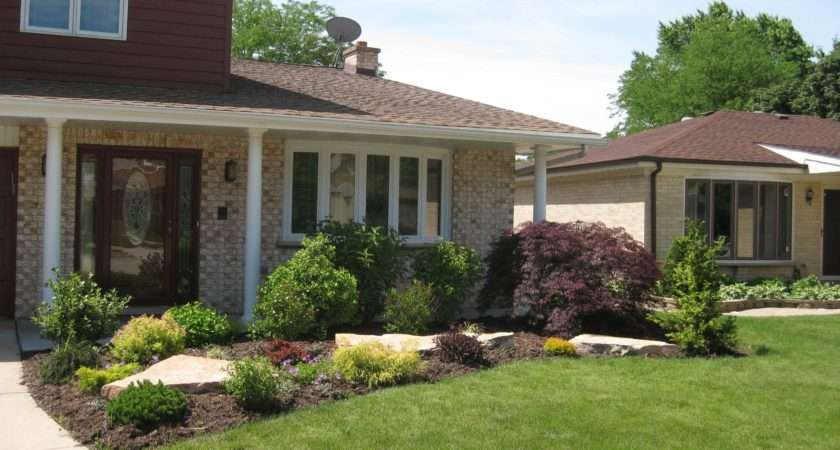 Landscaping Ideas Front Porches