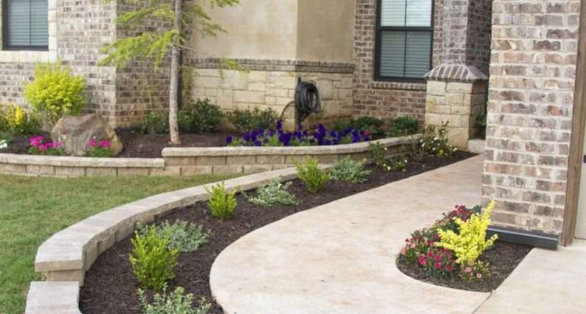 Landscaping Ideas Small Front Yard Townhouse Stunning