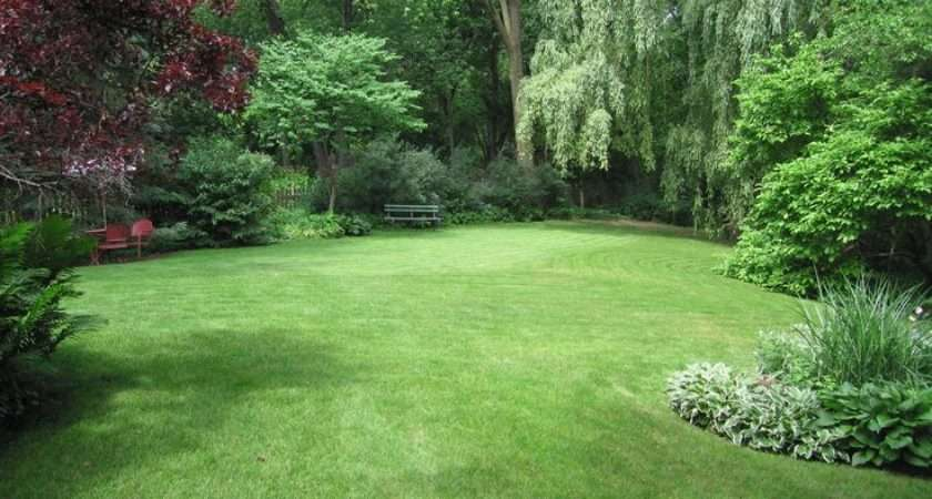 Landscaping Ideas Very Large Half Acre