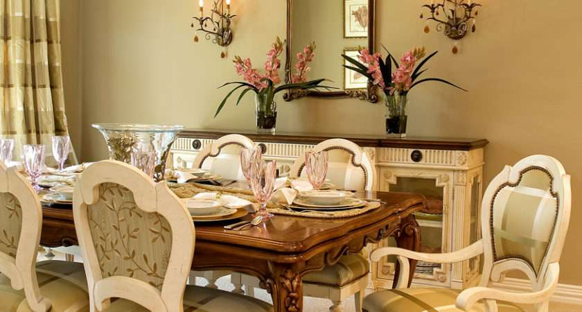 Large Dining Room Decorating Ideas Home Design Concept