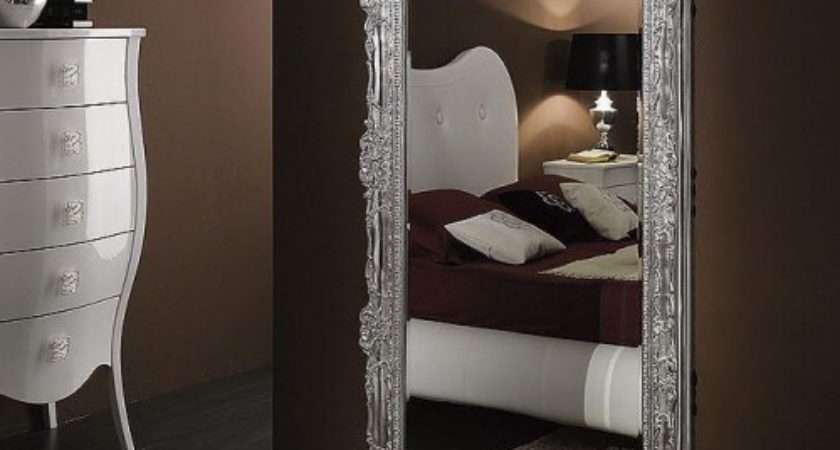 Large Mirror Bedroom Doimo Italy Modern Bedrooms
