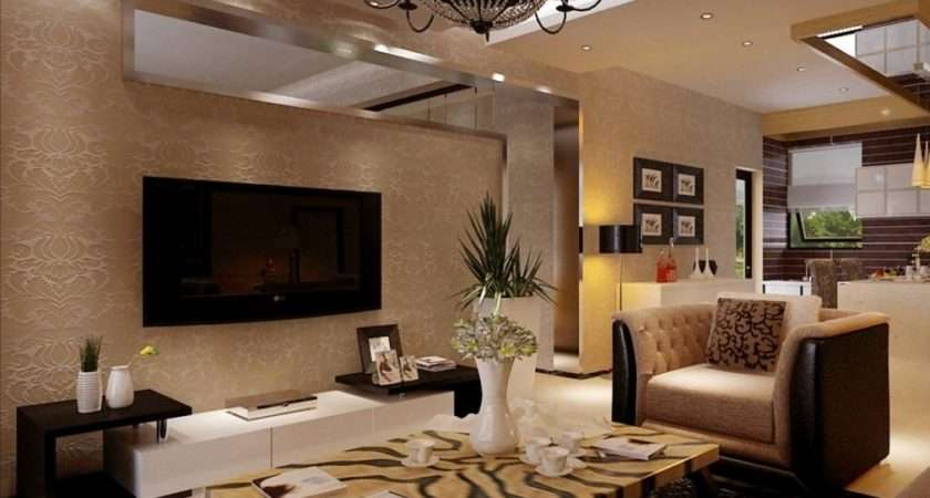 Large Modern Living Room Ideas