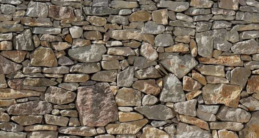Large Stone Exterior Wall