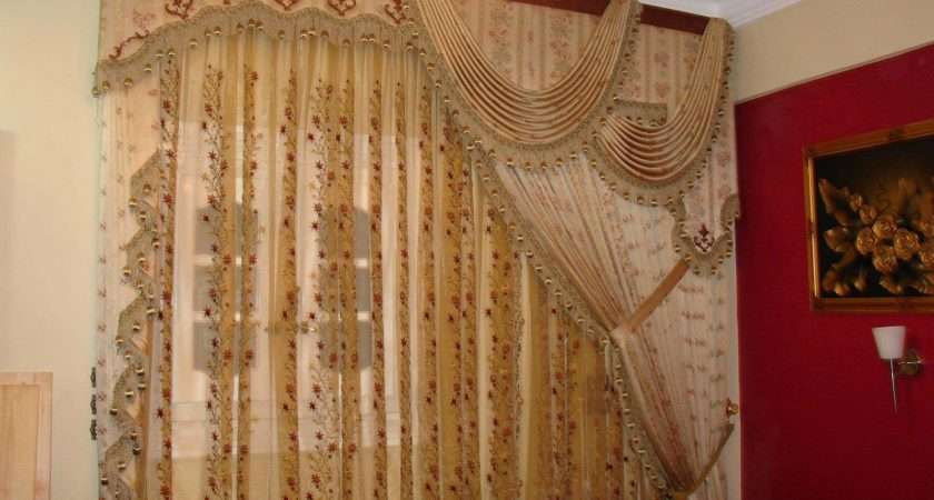 Latest Curtain Designs Drawing Room Top Catalog Luxury Drapes