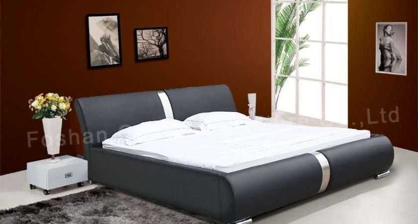 Latest Wooden Bed Designs