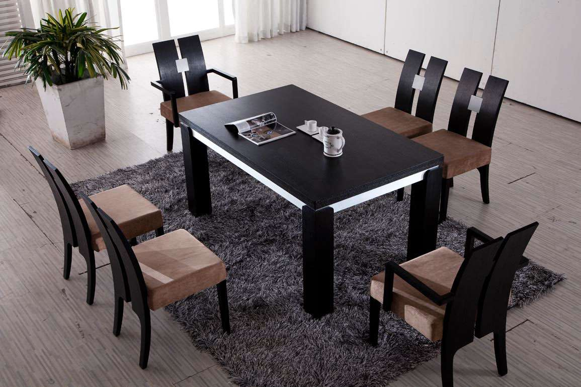 Latest Wooden Dining Table Decosee