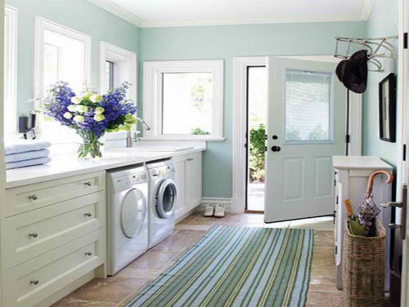 Laundry Room Decor Ideas Design Door