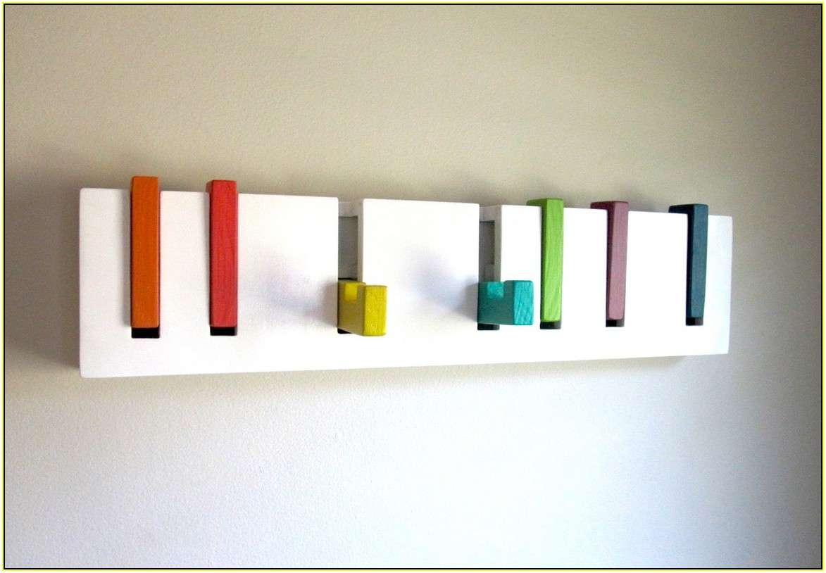 Lavish Unique Hooks Coat Wall Mounted Hook Rack Uniqu Golime