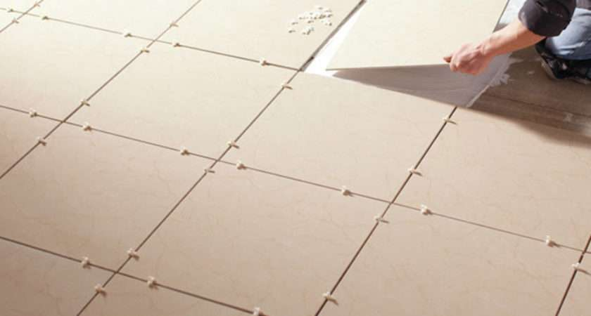 Lay Out Tile Home Depot