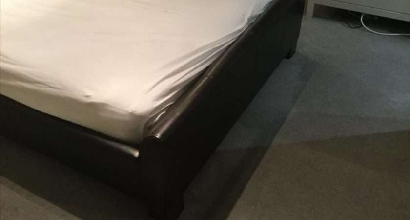 Leather Double Bed Mattress Marks Spencer Dudley
