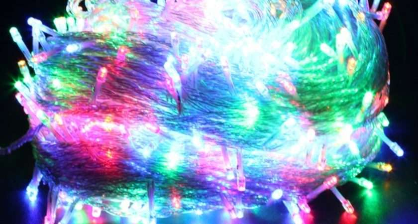 Led String Fairy Lights Christmas Party