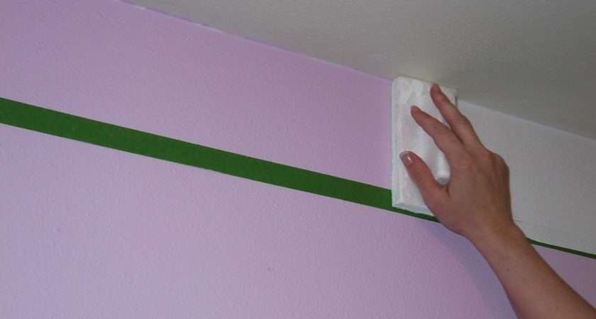 Leelee Painted Top Border Ceiling Same White