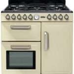 Leisure Dual Fuel Cream Range Cooker Cmtf