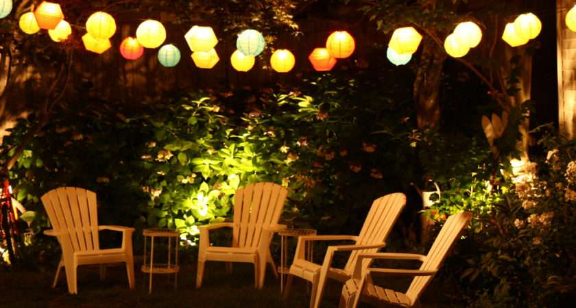 Light Your Summer Night Outdoor Lighting Solutions Home