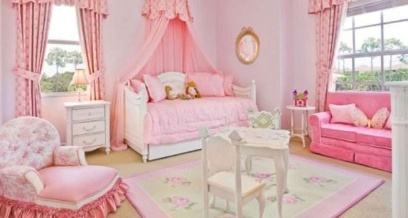 Little Girls Bedroom Girl Sets Furniture