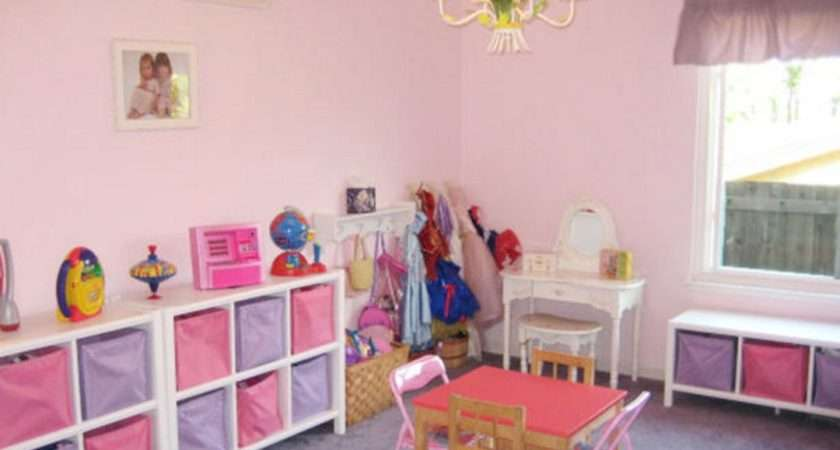 Little Girls Playroom Ideas Spaces